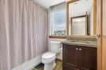 Bathroom at 422 - 10 Renaissance Square, Quay, New Westminster