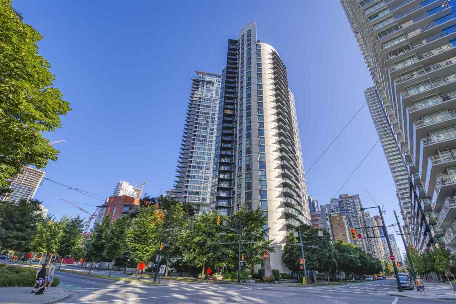 1007 - 501 Pacific Street, Downtown VW, Vancouver West