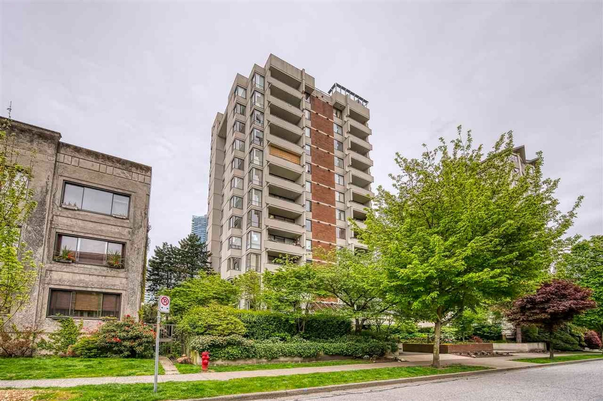703 - 1127 Barclay Street, West End VW, Vancouver West
