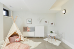 Basement Playroom can be 5th Bedroom/ Nanny Suite. at 83 Morningside Avenue, High Park-Swansea, Toronto
