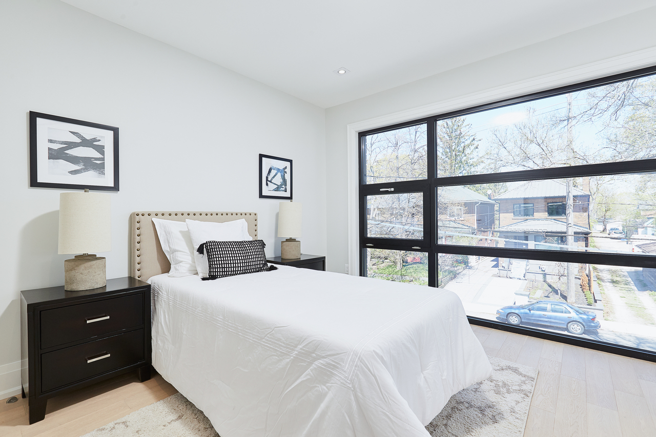 2nd Bedroom at 83 Morningside Avenue, High Park-Swansea, Toronto