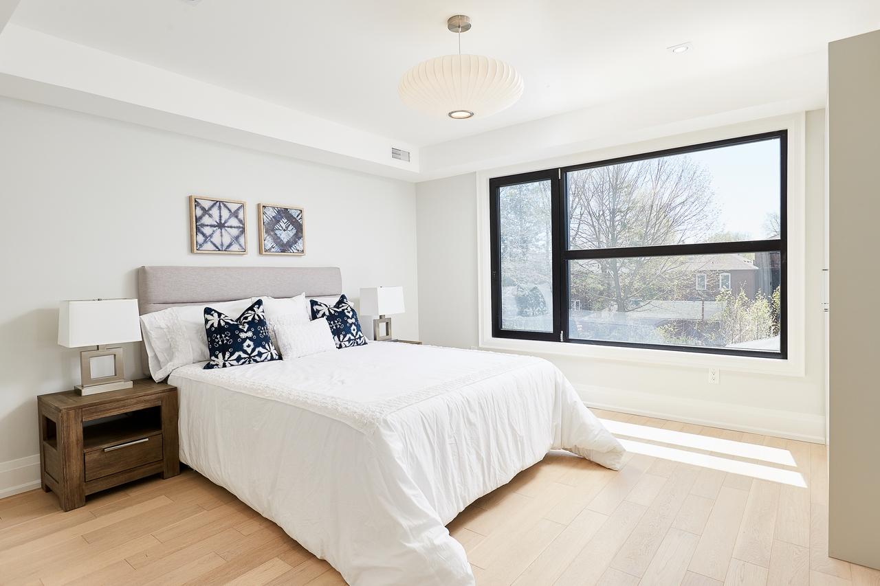First Bedroom at 83 Morningside Avenue, High Park-Swansea, Toronto