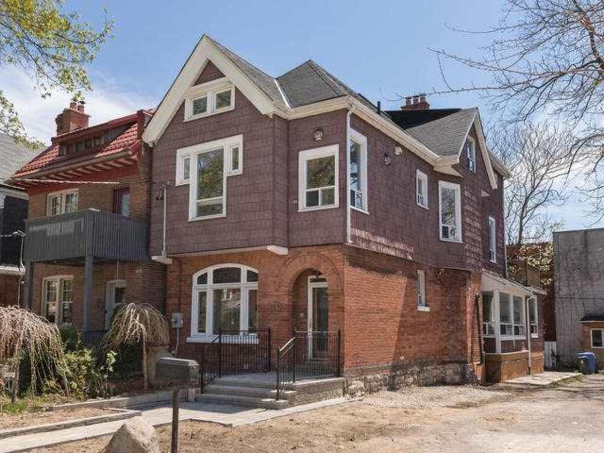 E3493852 at  Grand 3 Storey Home On Simpson Avenue, North Riverdale, Toronto