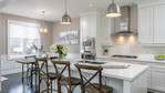 kitchen and eat in-1 at 1108 Centre Street South, Whitby