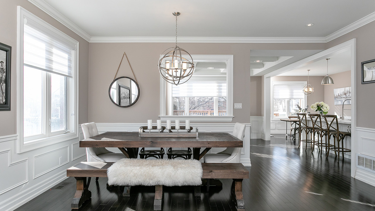3-dining-better at 1108 Centre Street South, Whitby