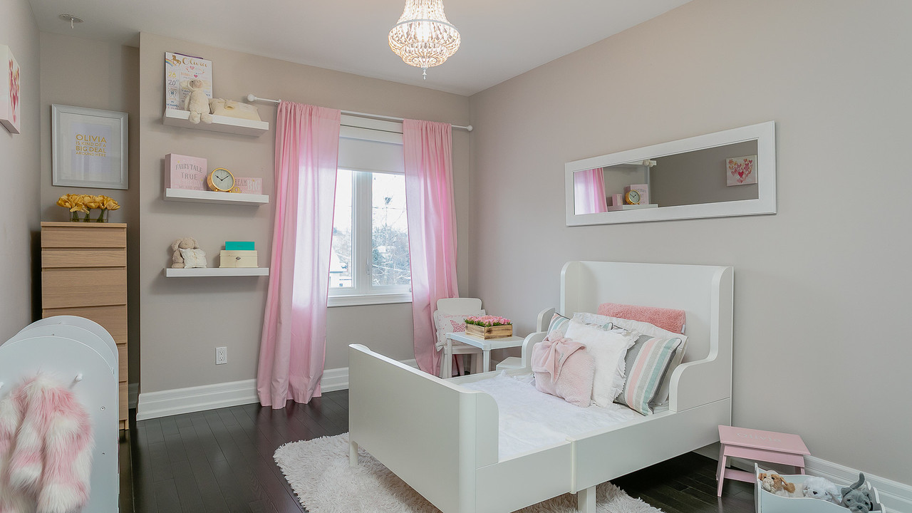 olivia-bedroom at 1108 Centre Street South, Whitby