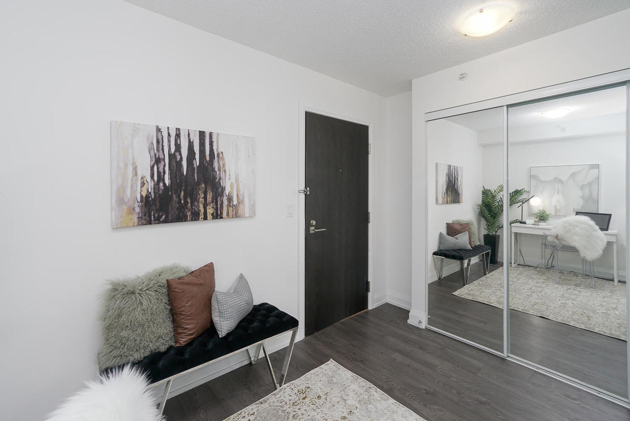 3520-danforth-ave-unit-506-large-004-009-foyer-1498x1000-72dpi at 410 - 3520 Danforth Avenue, Birchcliffe-Cliffside, Toronto