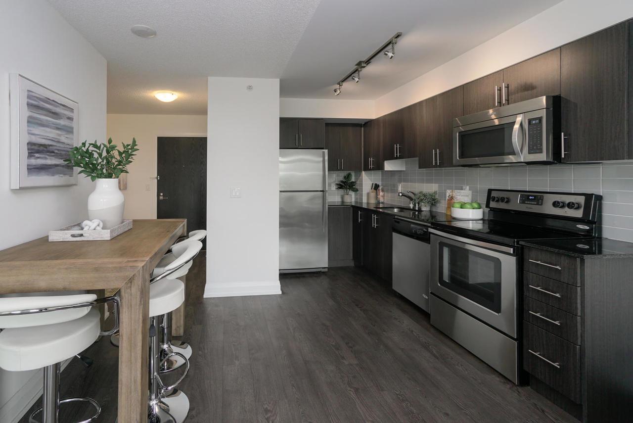 3520-danforth-ave-unit-506-large-010-022-kitchen-1498x1000-72dpi at 410 - 3520 Danforth Avenue, Birchcliffe-Cliffside, Toronto
