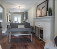 family room/ living space at 185 Blantyre Avenue, Birchcliffe-Cliffside, Toronto