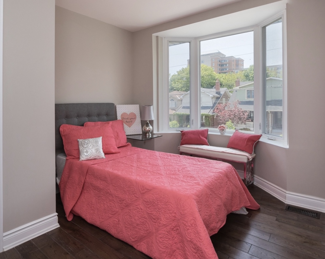 2nd bedroom at 185 Blantyre Avenue, Birchcliffe-Cliffside, Toronto