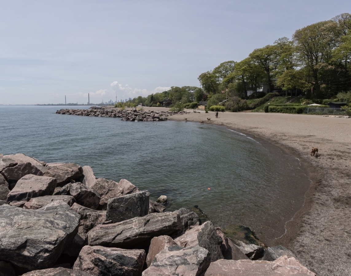 5 minute walk to the beach at 185 Blantyre Avenue, Birchcliffe-Cliffside, Toronto