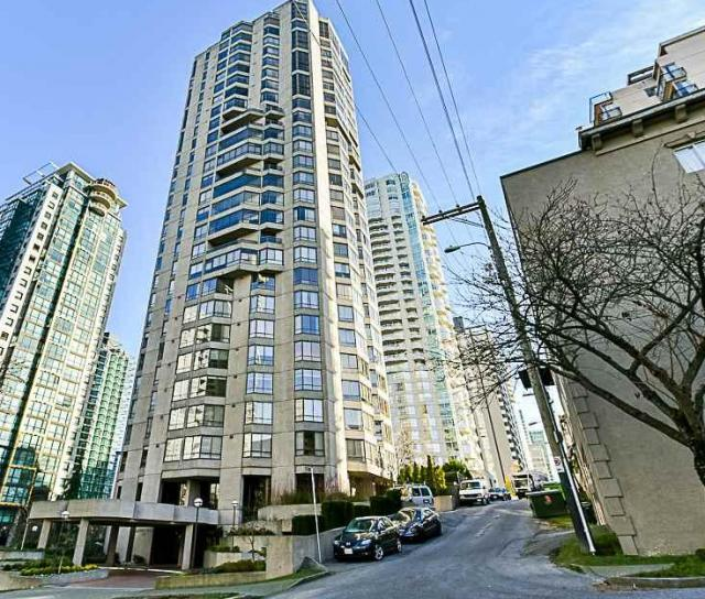 501 - 738 Broughton Street, West End VW, Vancouver West 2