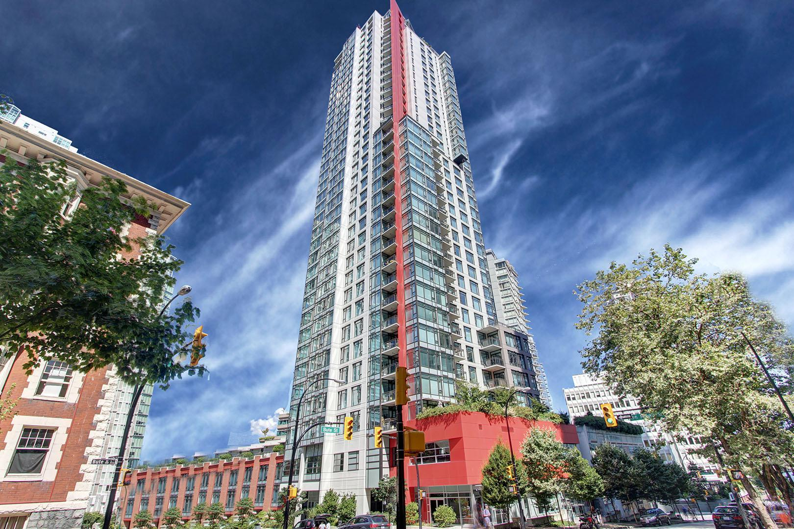 3001 - 1211 Melville Street, Coal Harbour, Vancouver West 2