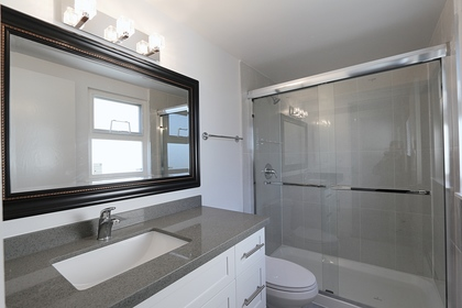 Bathroom at 801 Westview Crescent, Upper Lonsdale, North Vancouver