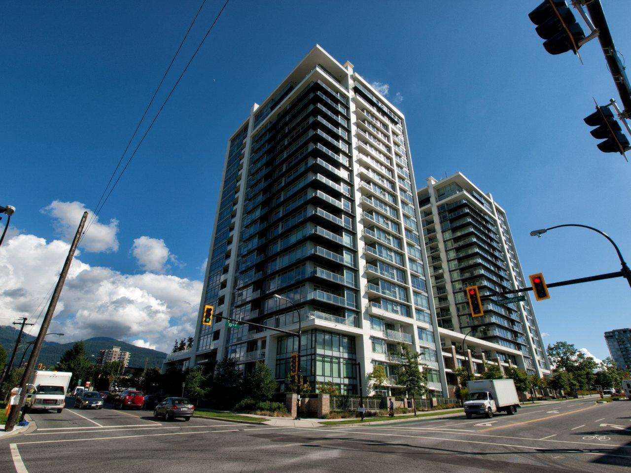 1101 - 1320 Chesterfield Avenue, Central Lonsdale, North Vancouver