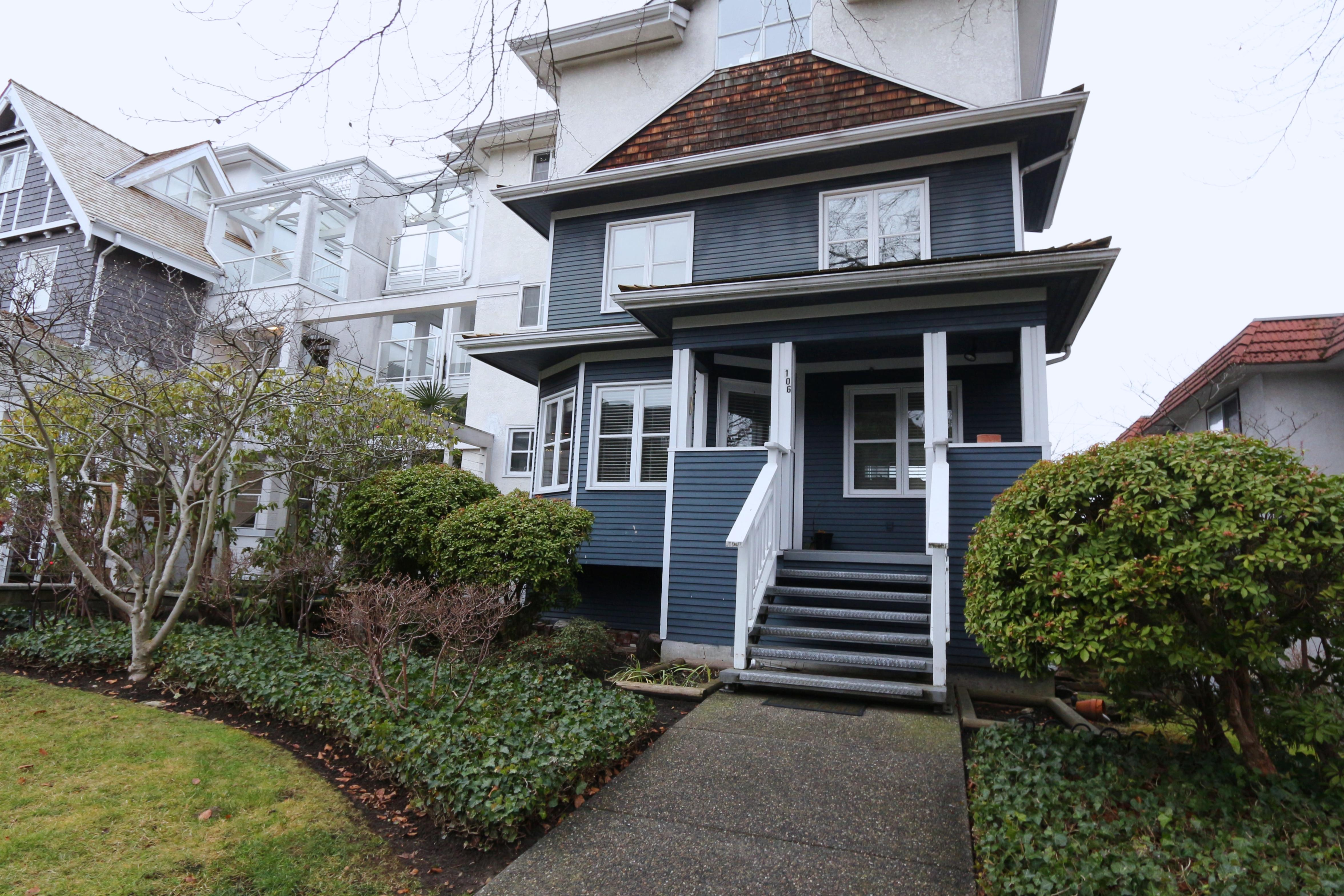 106 - 2175 W 3rd Avenue, Kitsilano, Vancouver West 2