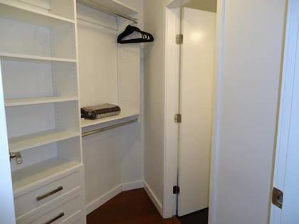 closet at 1106 - 918 Cooperage Way, Yaletown, Vancouver West