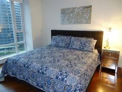 Bedroom at 1106 - 918 Cooperage Way, Yaletown, Vancouver West