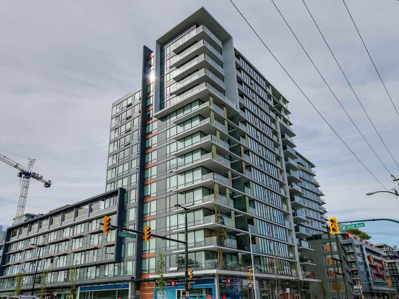529 - 1783 Monitoba Street, False Creek, Vancouver West 2
