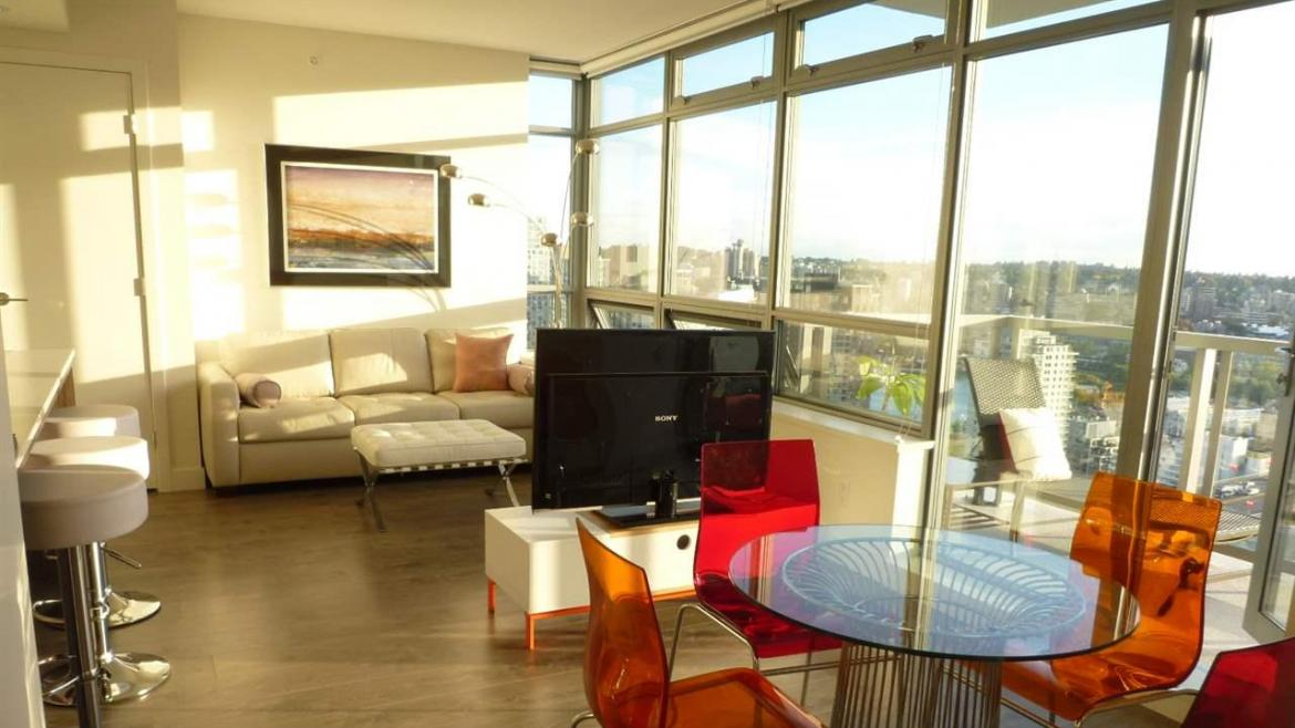 2908 - 1308 Hornby Street, Downtown VW, Vancouver West