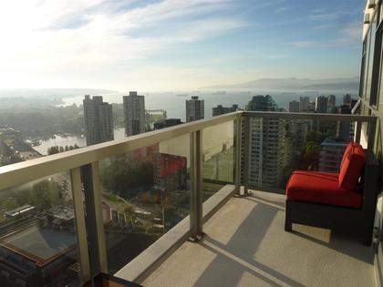 262242188 at 2908 - 1308 Hornby Street, Downtown VW, Vancouver West