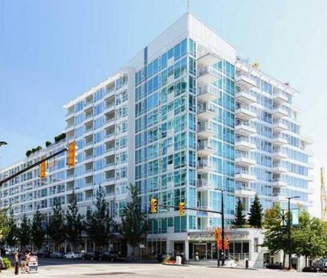 606 - 133 Esplanade Street, Lower Lonsdale, North Vancouver 2