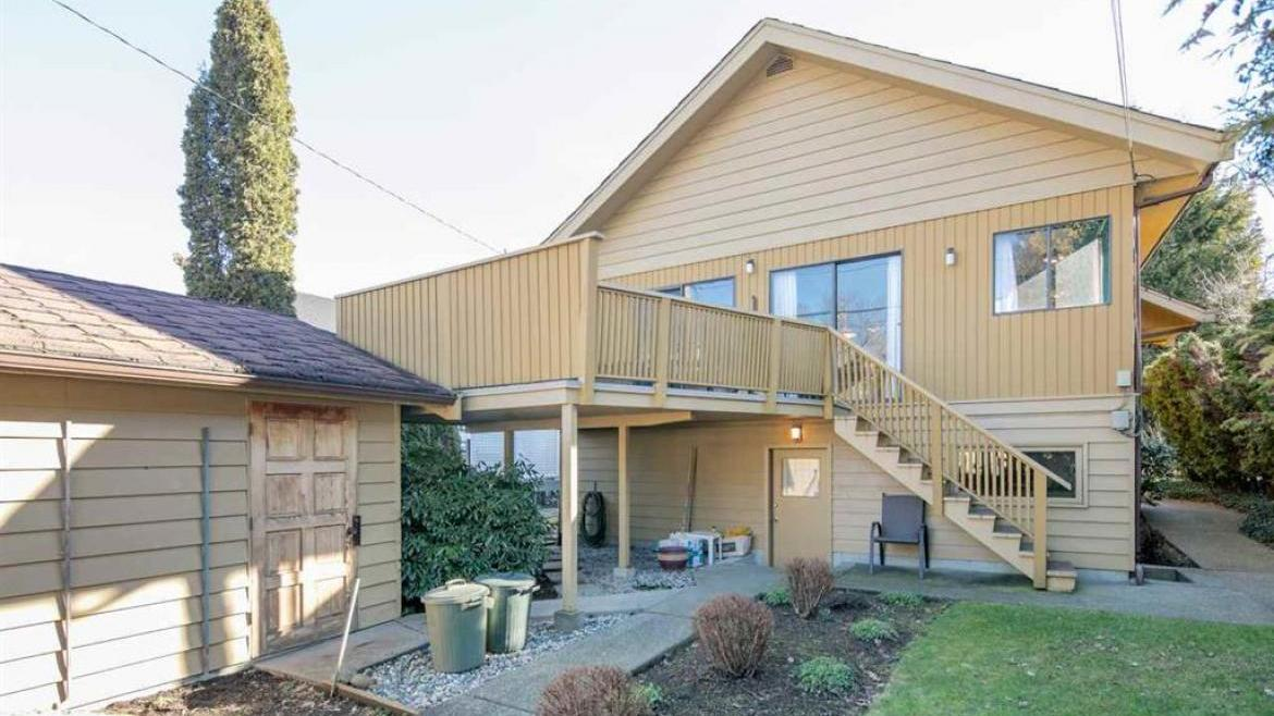 Lower - 2485 West 13th Avenue, Kitsilano, Vancouver West