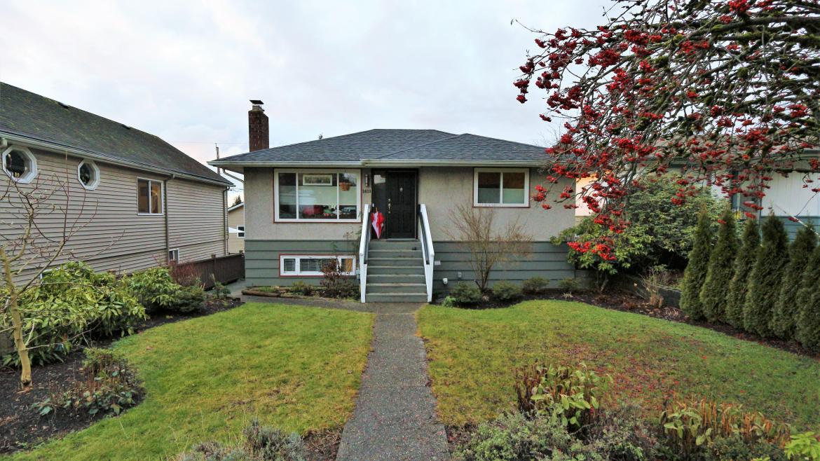 1813 Mahon Avenue, Central Lonsdale, North Vancouver