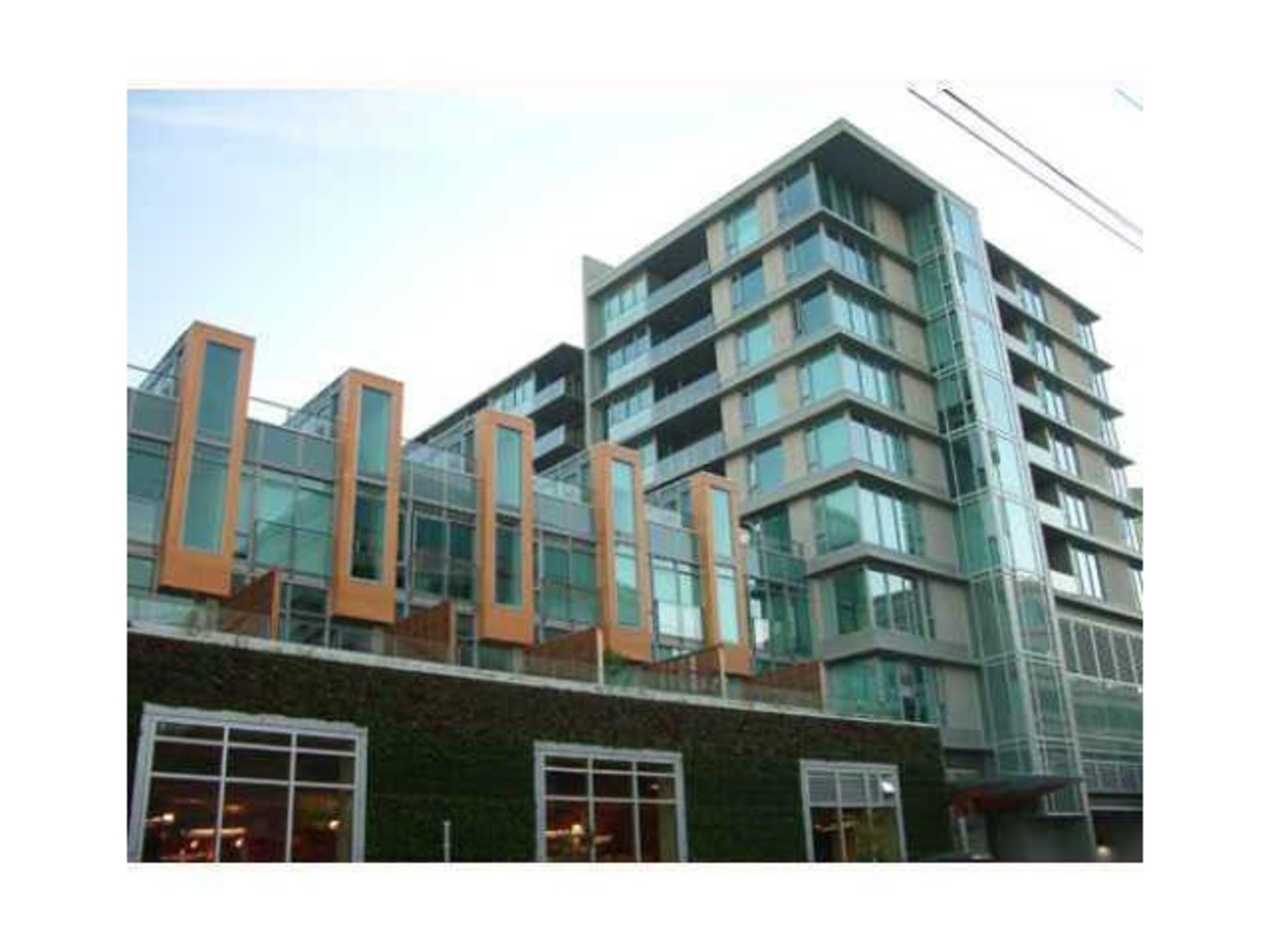 813 - 522 W 8th Avenue, Fairview VW, Vancouver West