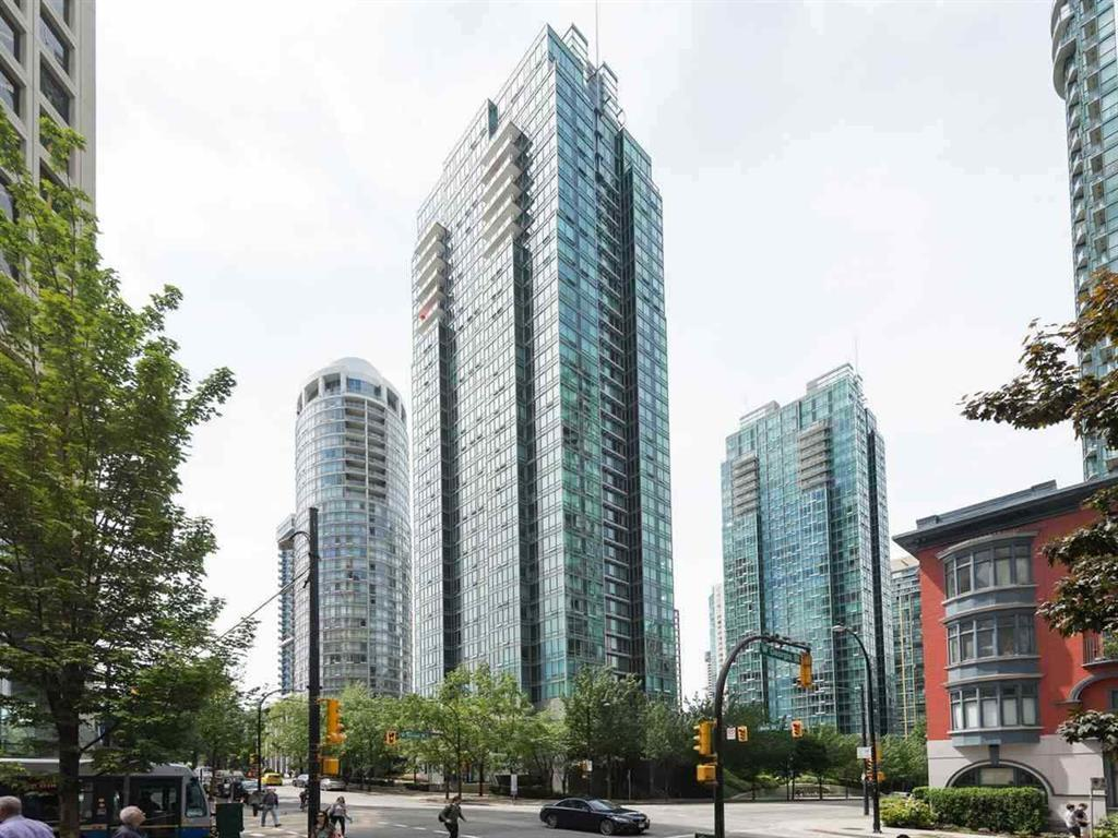 1602 - 1288 W Georgia Street, West End VW, Vancouver West 2