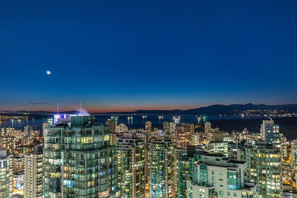 4204 - 1189 Melville Street, Coal Harbour, Vancouver West 2