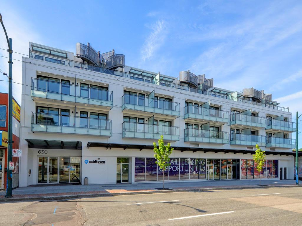 405 - 630 E Broadway, Mount Pleasant VE, Vancouver East 2