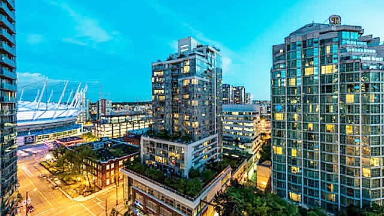 1702 - 788 Hamilton, Downtown VW, Vancouver West