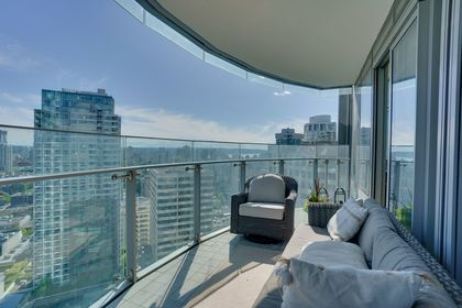 6e6qbrzg at 2802 - 1151 W Georgia Street, Coal Harbour, Vancouver West