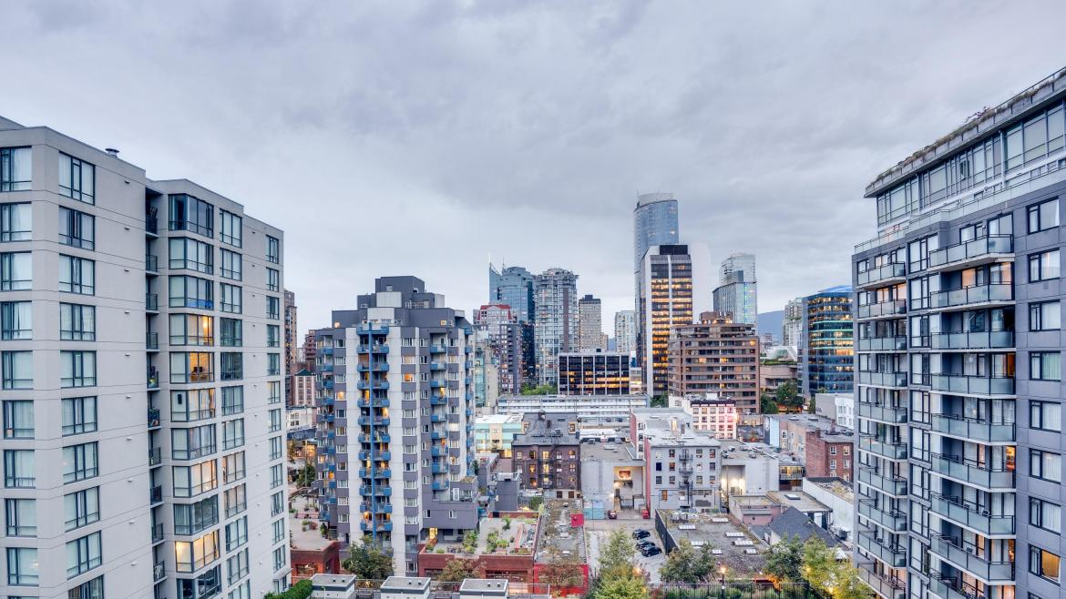 1802 - 1055 Richards, Yaletown, Vancouver West