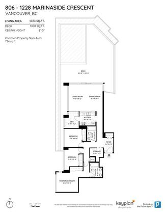 262510476-23 at 806 - 1228 Marinaside Crescent, Yaletown, Vancouver West