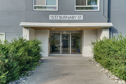 2 at 202 - 1537 Burnaby, West End VW, Vancouver West