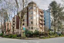 1 at 102 - 888 Bute Street, Coal Harbour, Vancouver West