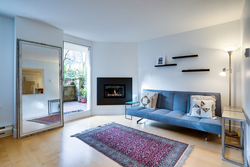 2 at 102 - 888 Bute Street, Coal Harbour, Vancouver West