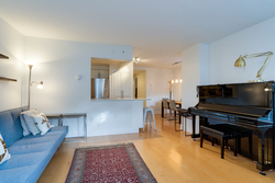 6 at 102 - 888 Bute Street, Coal Harbour, Vancouver West