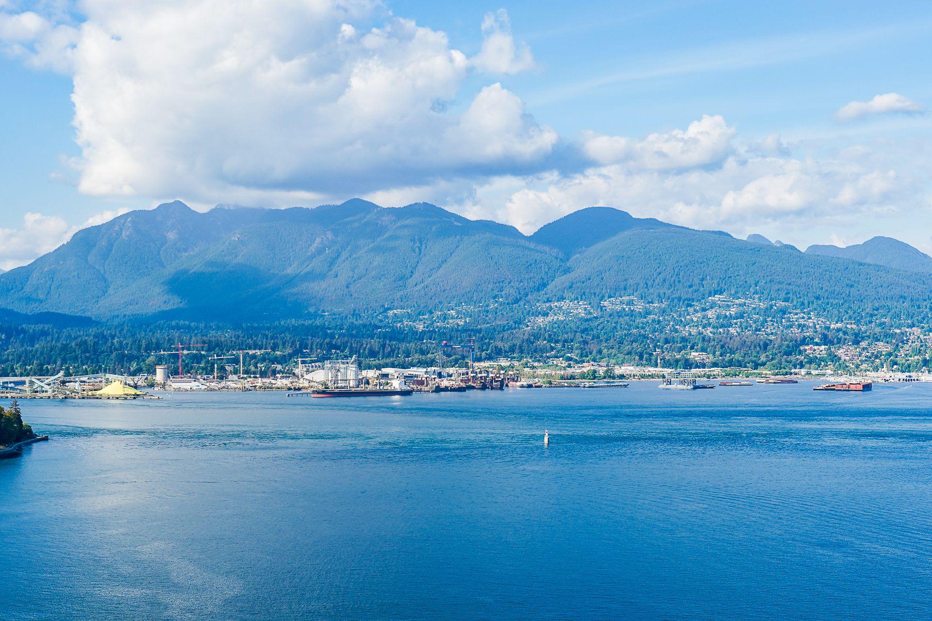 2809 - 1011 Cordova, Coal Harbour, Vancouver West