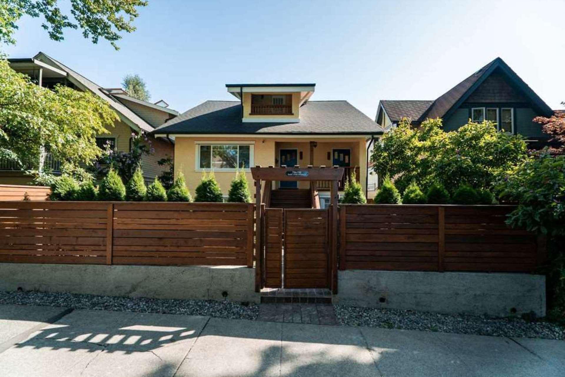 722 E 15th Avenue, Mount Pleasant VE, Vancouver East