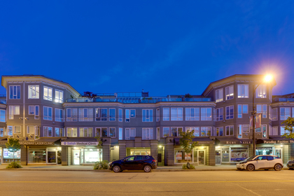 11 at 416 - 3440 W Broadway, Kitsilano, Vancouver West