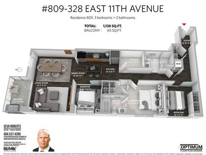 5fe12a01bdf17ed17ad2bab5bfc267fc at 809 - 328 East 11th Avenue, Mount Pleasant VE, Vancouver East