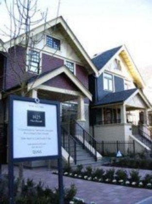 9 at 1419 W 11th Avenue, Vancouver West