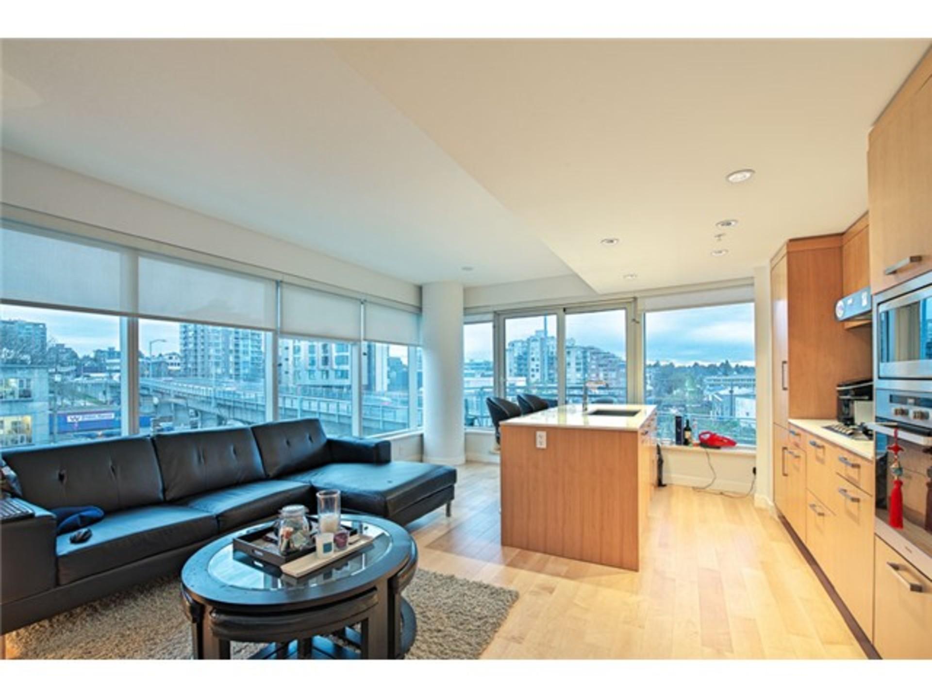 601 - 1565 W 6th Avenue, Vancouver West