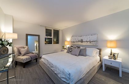 13 at 901 - 522 Moberly Road, Vancouver West