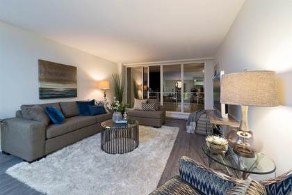 3 at 901 - 522 Moberly Road, Vancouver West