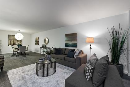 4 at 901 - 522 Moberly Road, Vancouver West