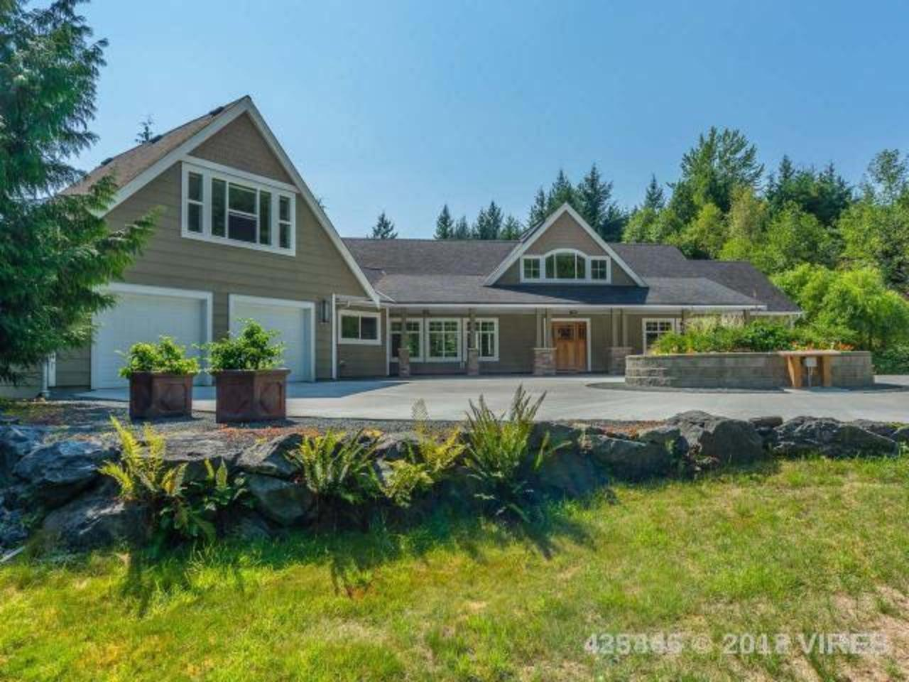 Photo 1 at 2700 Turnbull Road, Qualicum North, Oceanside